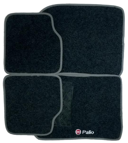 Tapete de Carpete Fiat Palio  - Só Frisos Ltda