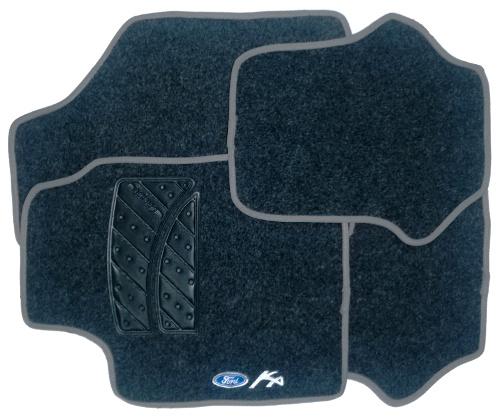 Tapete de Carpete Ford Ka 2008 até 2011