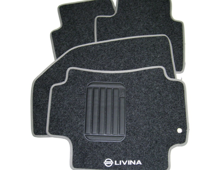 Tapete de Carpete Nissan Livina