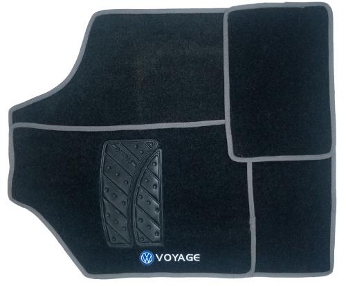 Tapete de Carpete Volkswagen Voyage