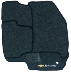 Tapete de Carpete Chevrolet Sonic