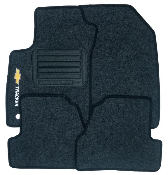 Tapete de Carpete Chevrolet Tracker  - Só Frisos Ltda