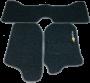 Tapete de Carpete Chevrolet S10 1999 até 2011