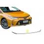 Aplique Cromado Parachoque Dianteiro Corolla 2020 2021