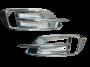 Moldura Aplique Cromado Refletor Traseiro Civic G10 2016 17 18 19 20