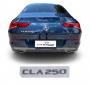 Emblema Tampa Traseira CLA250 CLA 250 Mercedes benz