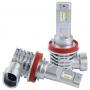 Kit Lampada Led s15 Nano H9 40W 6000k