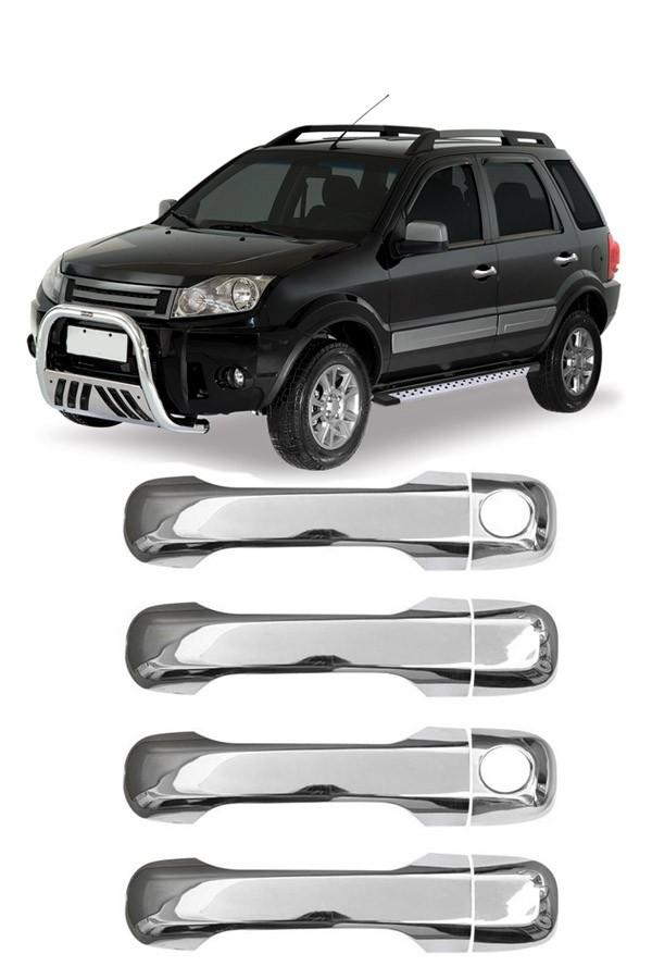 Aplique Cromado Maçaneta Ford EcoSport