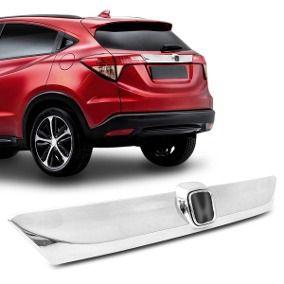 Aplique Cromado Porta-Malas Honda HRV  - Só Frisos Ltda