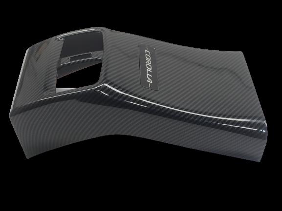 Aplique Moldura Ar Condicionado Traseiro Corolla 2020  - Só Frisos Ltda