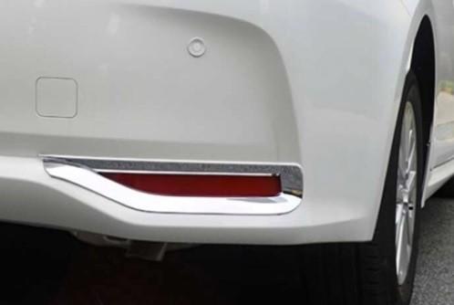 Aplique Moldura Cromado Refletor Traseiro Corolla 2020