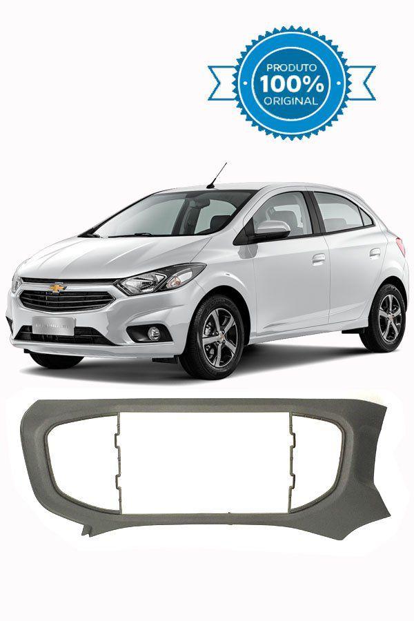Aplique Moldura Painel de Instrumentos Original Chevrolet Onix e Prisma 2014/...  - Só Frisos Ltda