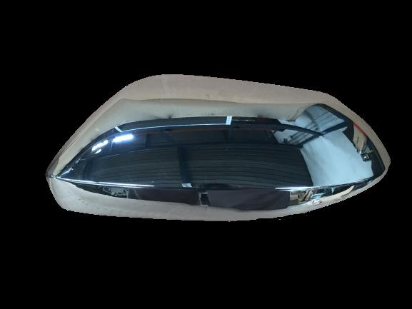 Aplique Cromado Retrovisor Corolla 2020 Par  - Só Frisos Ltda