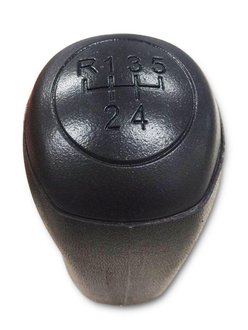 Bola de Câmbio Preta Hyundai HB20 1.6  - Só Frisos Ltda