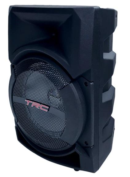 Caixa de Som Amplificada Portatil Bluetooth 220W RMS  - Só Frisos Ltda