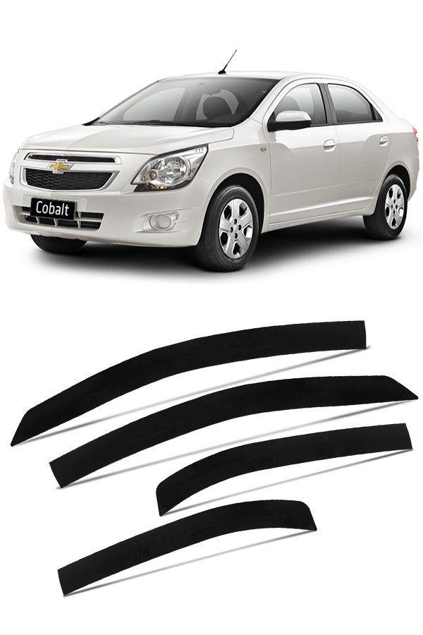 Calha de Chuva Chevrolet Cobalt 2012 até 2017  - Só Frisos Ltda