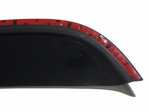 Calha de Chuva Ford F-250/F-350/F-4000 4P CABINE DUPLA CD 1999 até 2011  - Só Frisos Ltda
