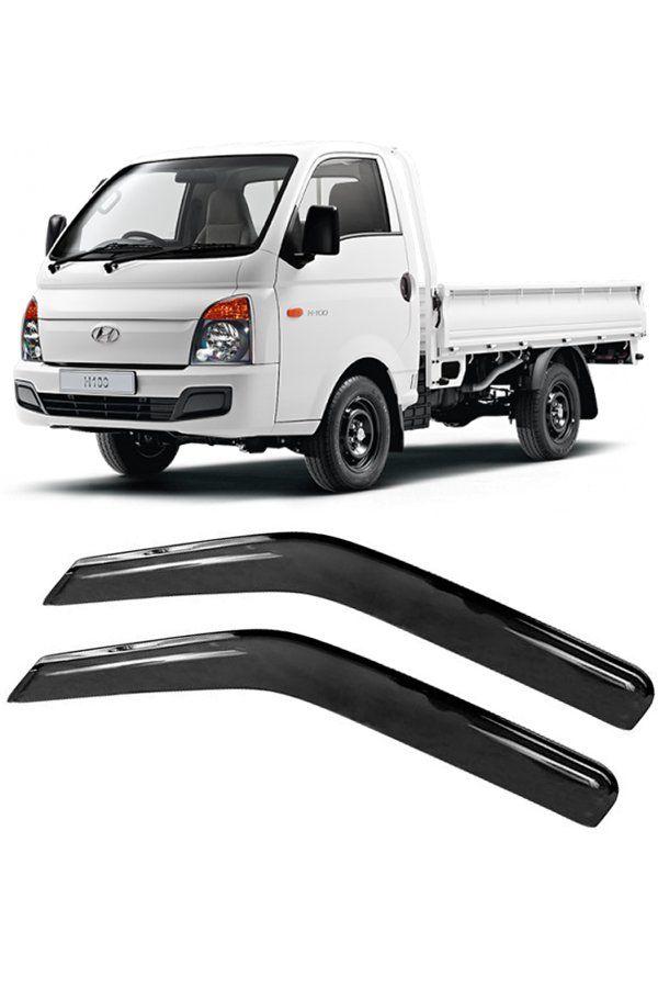 Calha de Chuva Hyundai HR 2005 até 2018  - Só Frisos Ltda