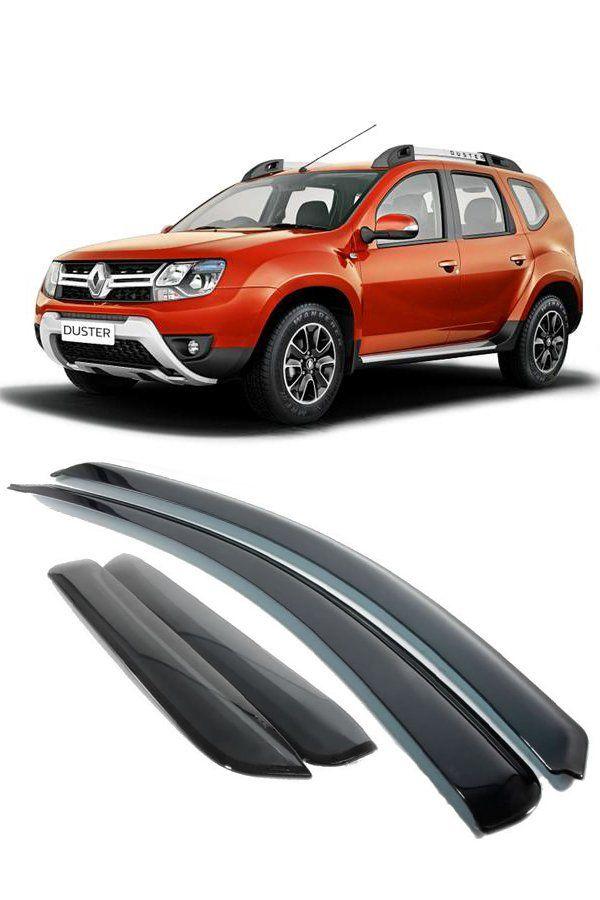 Calha de Chuva Renault Duster/Oroch 2011 até 2018  - Só Frisos Ltda
