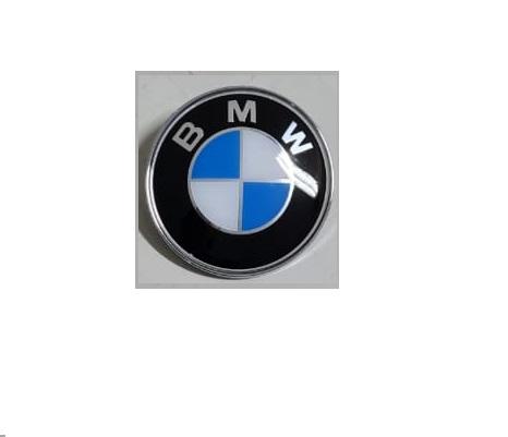 Emblema Capo/ Tampa Traseira  Escudo BMW  - Só Frisos Ltda