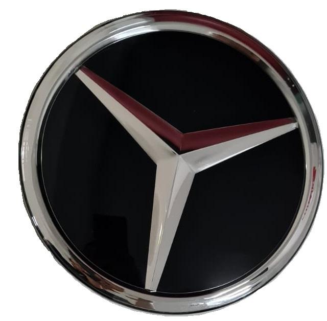 Emblema Grade Mercedes Benz C180 C200 C250 14 a 18
