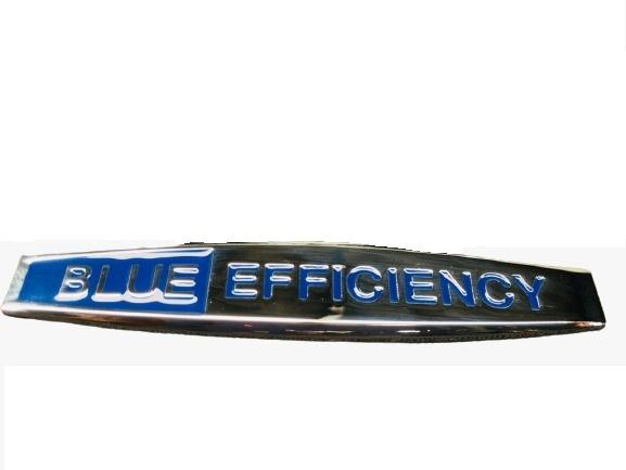 Emblema Mercedes Benz Blue Efficiency  - Só Frisos Ltda