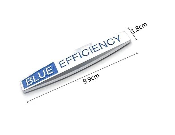 Emblema Mercedes Benz Blue Efficiency