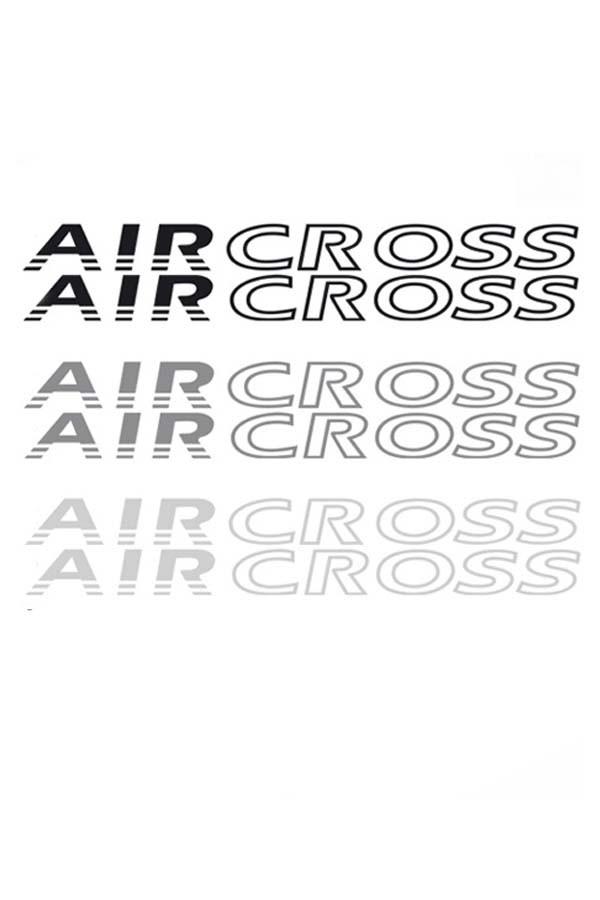 Faixa Adesiva Lateral Citroen Air Cross  - Só Frisos Ltda