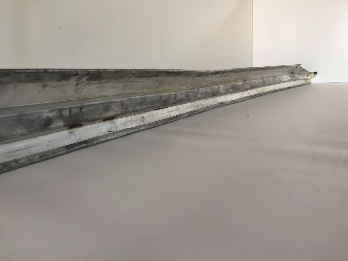 Friso Capo Opala 71/74 Alumínio   - Só Frisos Ltda