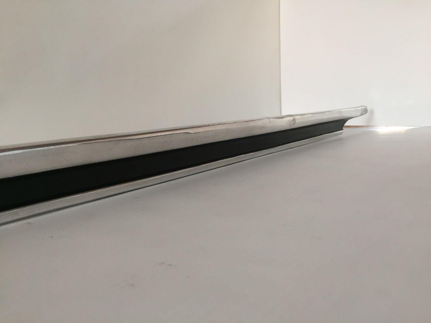 Friso da Grade Inferior Opala 71/74 de Alumínio    - Só Frisos Ltda