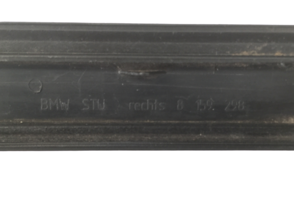Friso Da Porta Traseira Direita Bmw E39 528 540 95/00  - Só Frisos Ltda