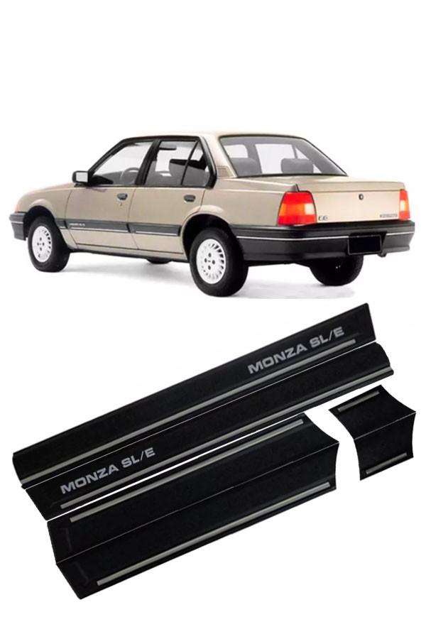 Friso Lateral Monza SL/E 1991 até 1993 4p  - Só Frisos Ltda