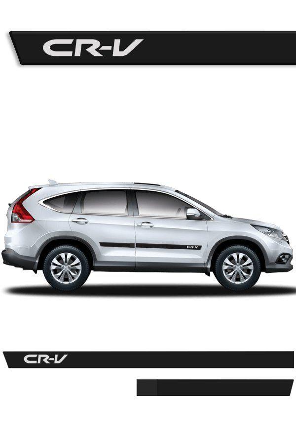 Friso Lateral Injetado Honda CRV