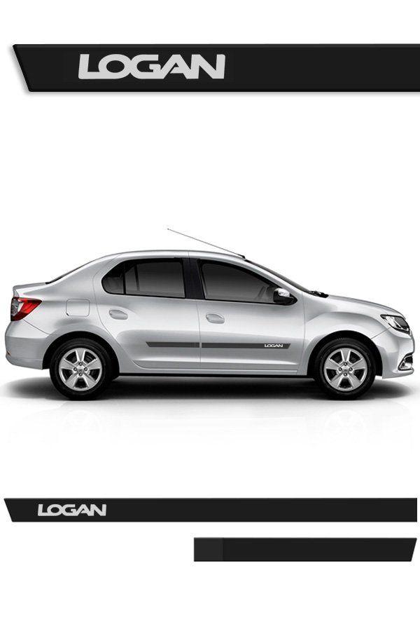 Friso Lateral Injetado Renault Logan 2014/...