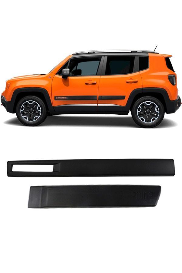 Friso Lateral Jeep Renegade  - Só Frisos Ltda