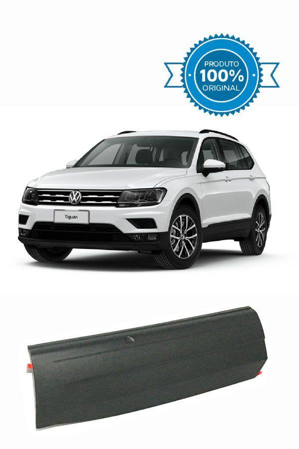 Friso Lateral Lado Esquerdo Porta Traseira Original Volkswagen Tiguan  - Só Frisos Ltda