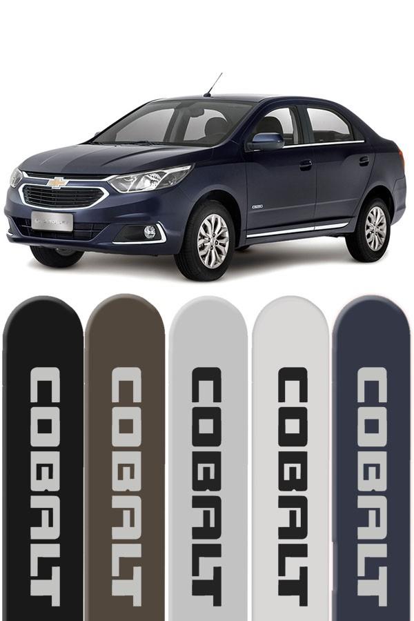Friso Lateral Personalizado Chevrolet Cobalt   - Só Frisos Ltda
