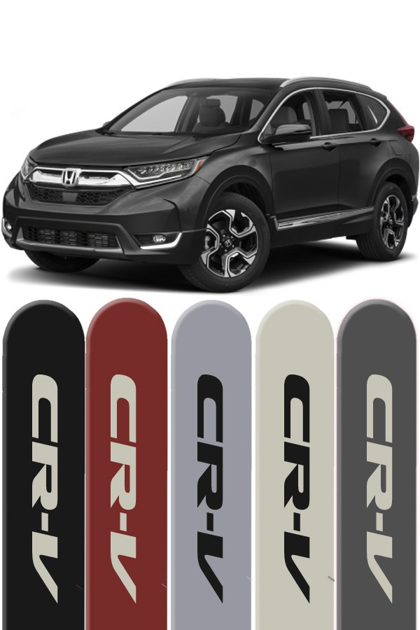Friso Lateral Personalizado Honda CRV  - Só Frisos Ltda