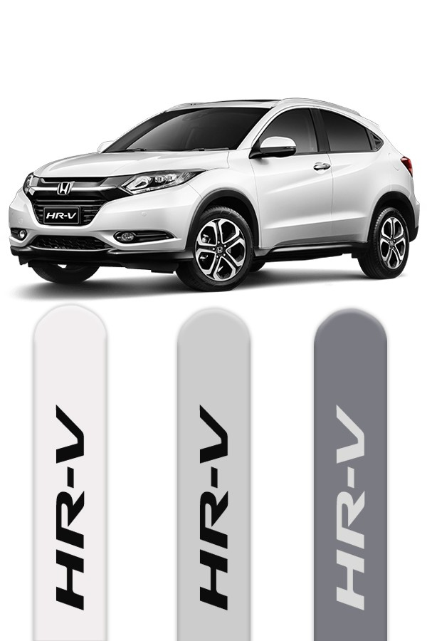 Friso Lateral Personalizado Honda HRV  - Só Frisos Ltda