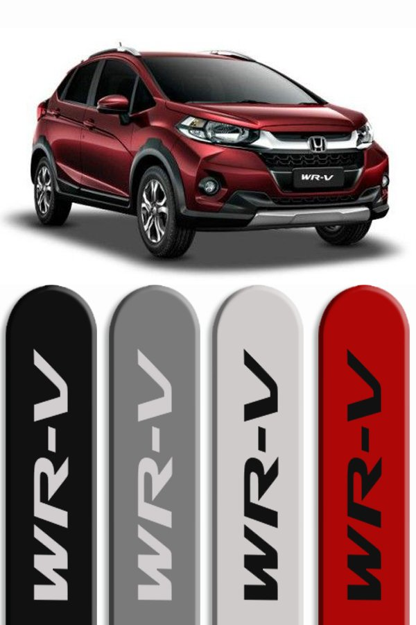 Friso Lateral Personalizado Honda WRV  - Só Frisos Ltda