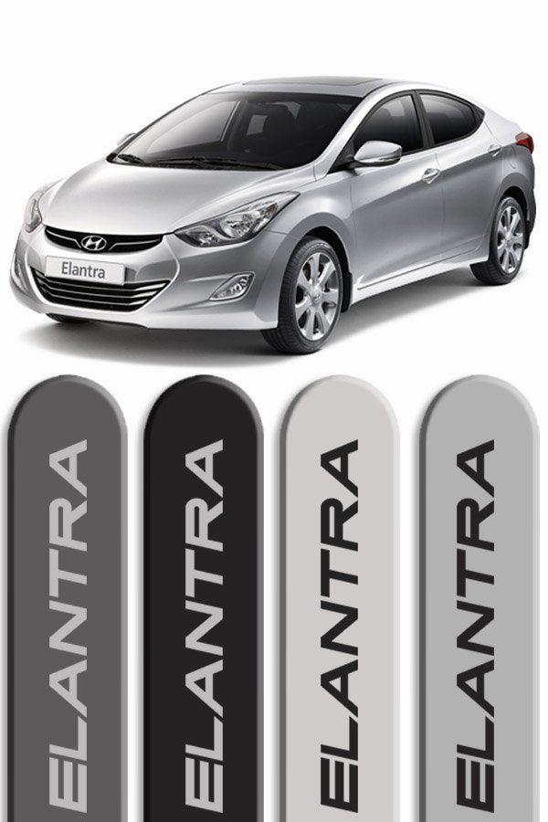 Friso Lateral Hyundai Elantra