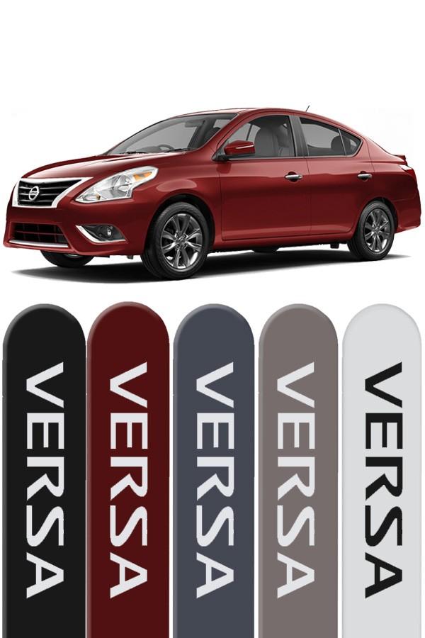 Friso Lateral Personalizado Nissan Versa  - Só Frisos Ltda