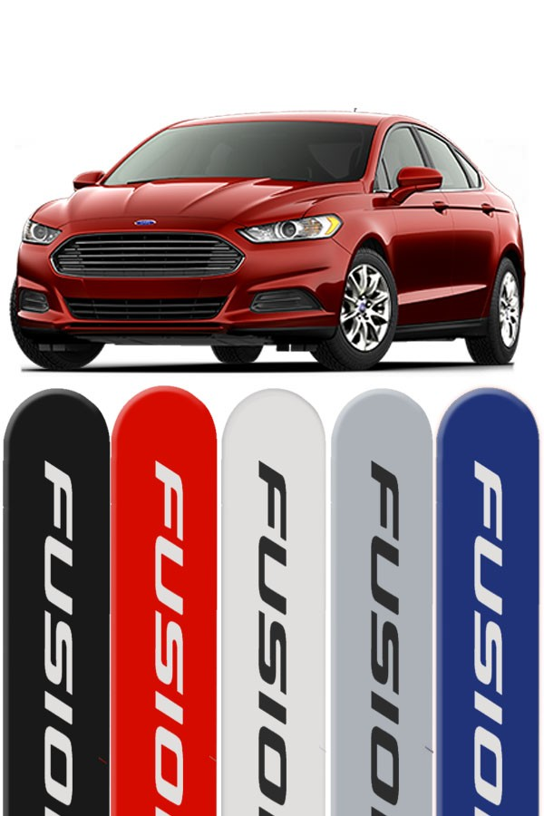 Friso Lateral Personalizado Novo Ford Fusion   - Só Frisos Ltda