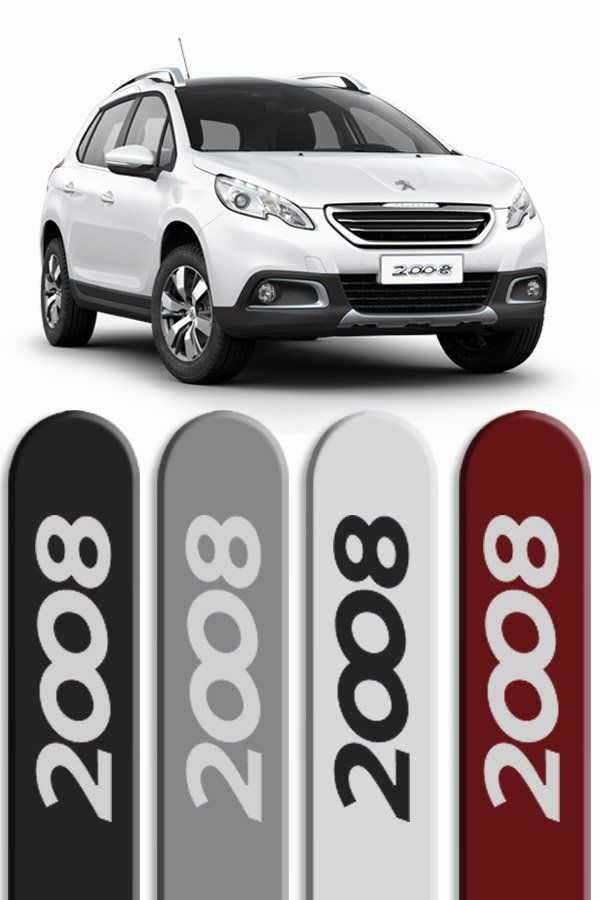 Friso Lateral Peugeot 2008