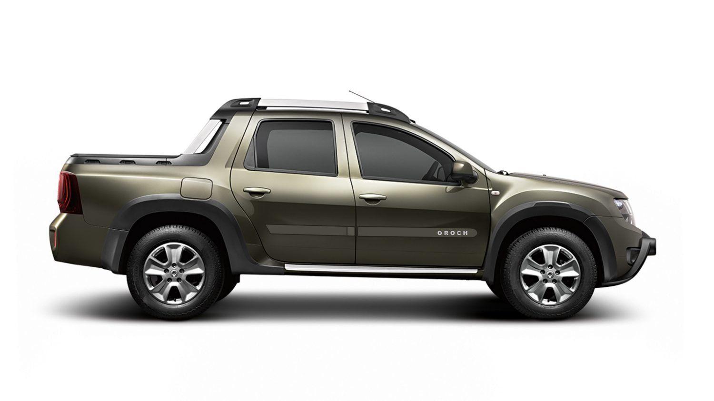 Friso Lateral Personalizado Renault Duster Oroch  - Só Frisos Ltda