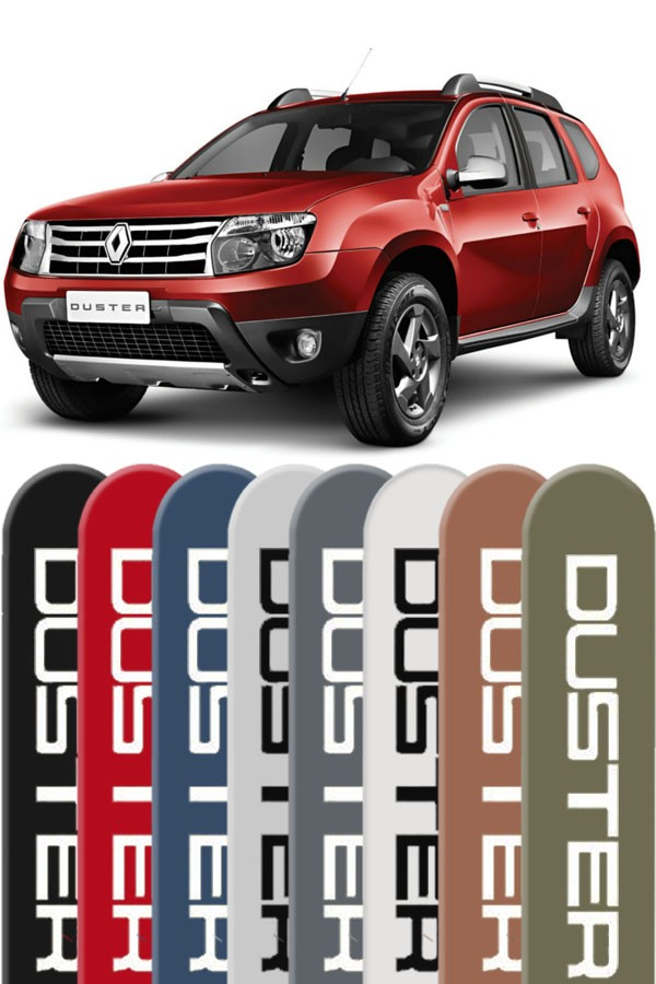 Friso Lateral Renault Duster
