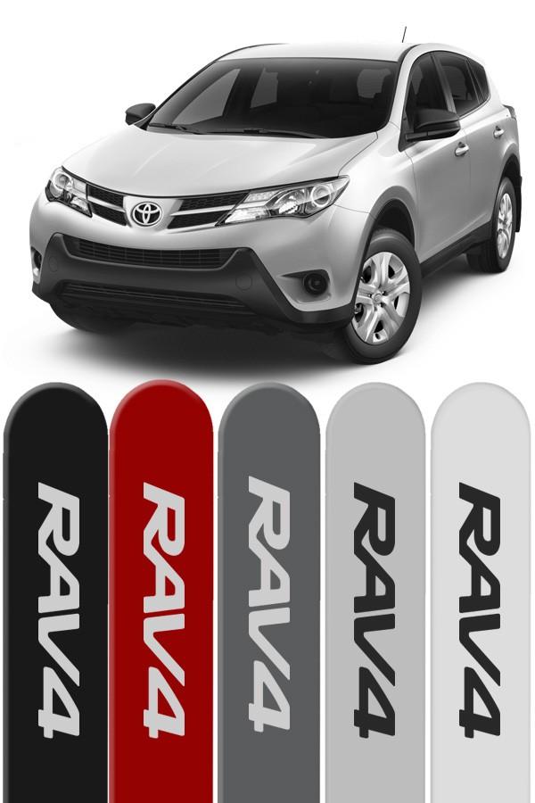 Friso Lateral Personalizado Toyota RAV4  - Só Frisos Ltda