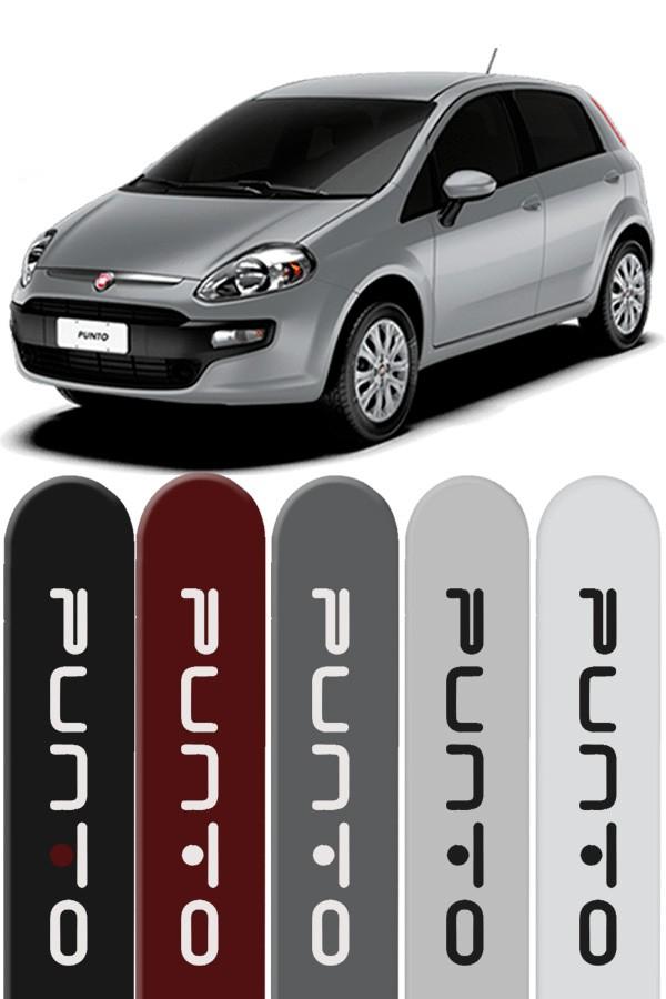 Friso Lateral Personalizando Fiat Punto 2013/...