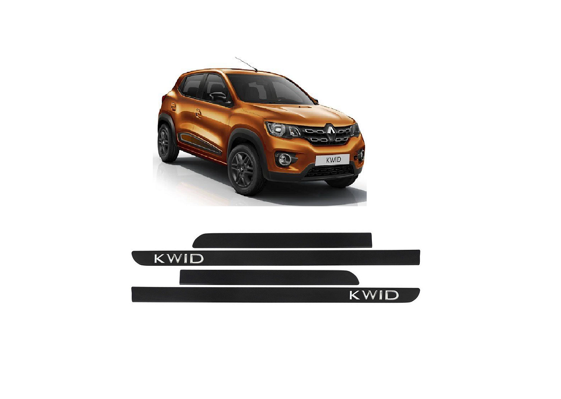 Friso Lateral Renault Kwid 2017