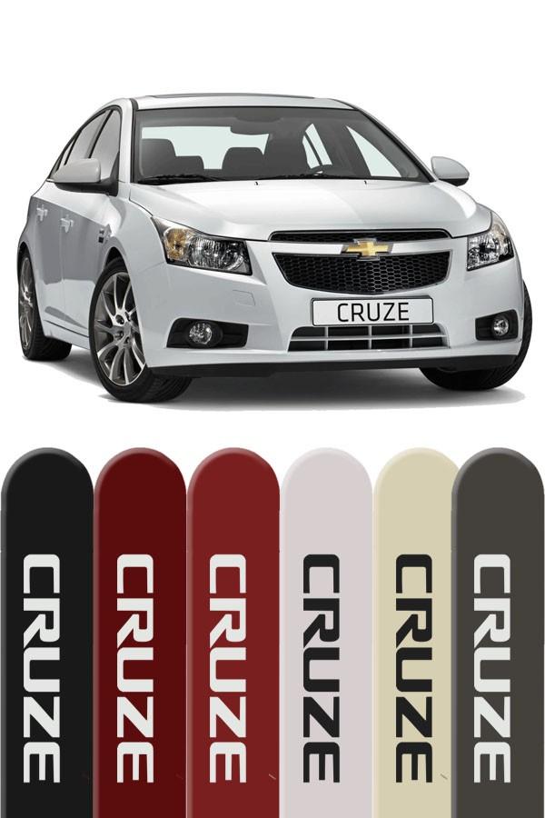 Friso Lateral Personalizado Chevrolet Cruze  - Só Frisos Ltda